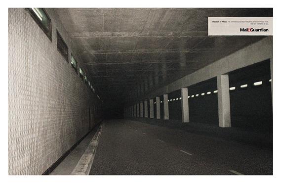 Diana Tunnel ad