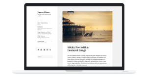 WordPress 4.1: Twenty Fifteen