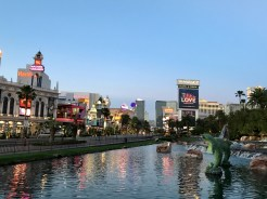 About: Las Vegas