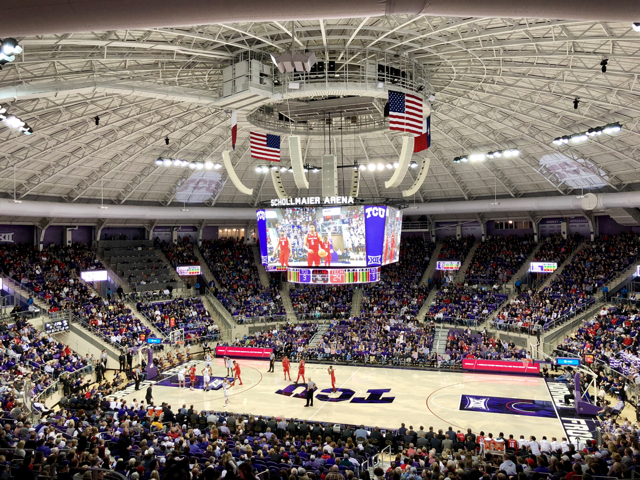 Status: TCU Basketball