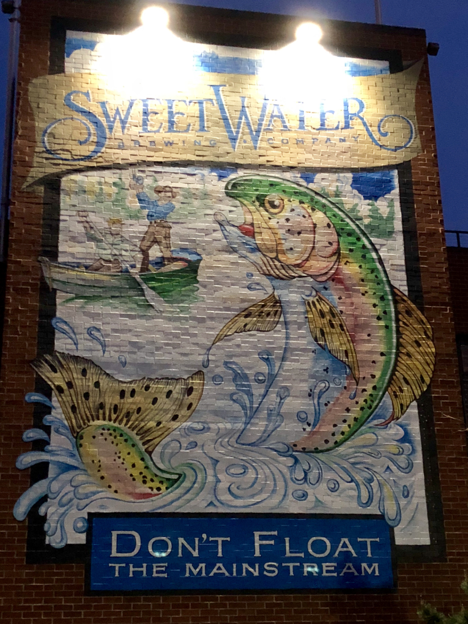 Status: Sweetwater Brewery