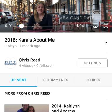 Portfolio: Kara's About Me