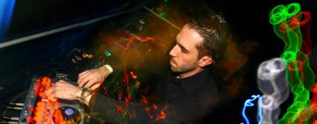 Chris Salt @ Electronic Sessions (London, UK) - 9th Feb 2008