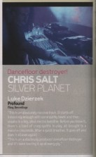 "Guest review by Chris Salt in DJ Mag of Luke Dzierzek's ""Profound"""