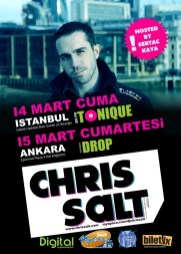 Chris Salt in Turkey 2008
