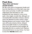 M8 review of Chris Salt remix of Ways