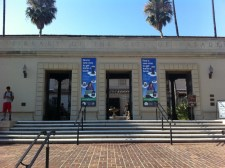 Pasadena public library.