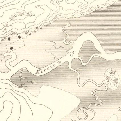 1852 Coast Survey_Mission Creek detail2