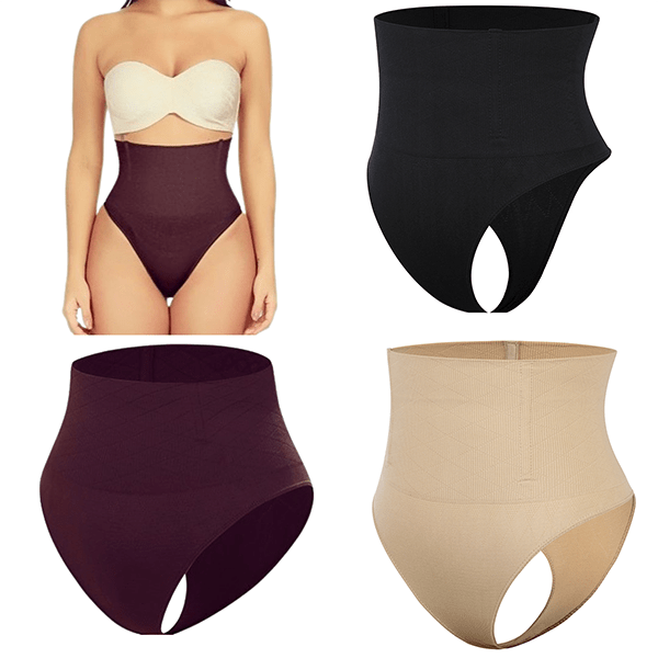 Tummy Compression Thong | Shapewear