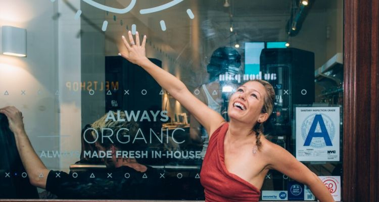 Cool Peep of the Week: Juicin' Jil Larsen of Magic Mix Juicery