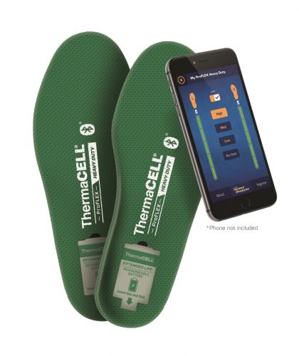GIFT GUIDE: ThermaCELL Heated Insoles with Bluetooth Offers Techy Toasty Toes