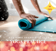sparkle for your yoga practice