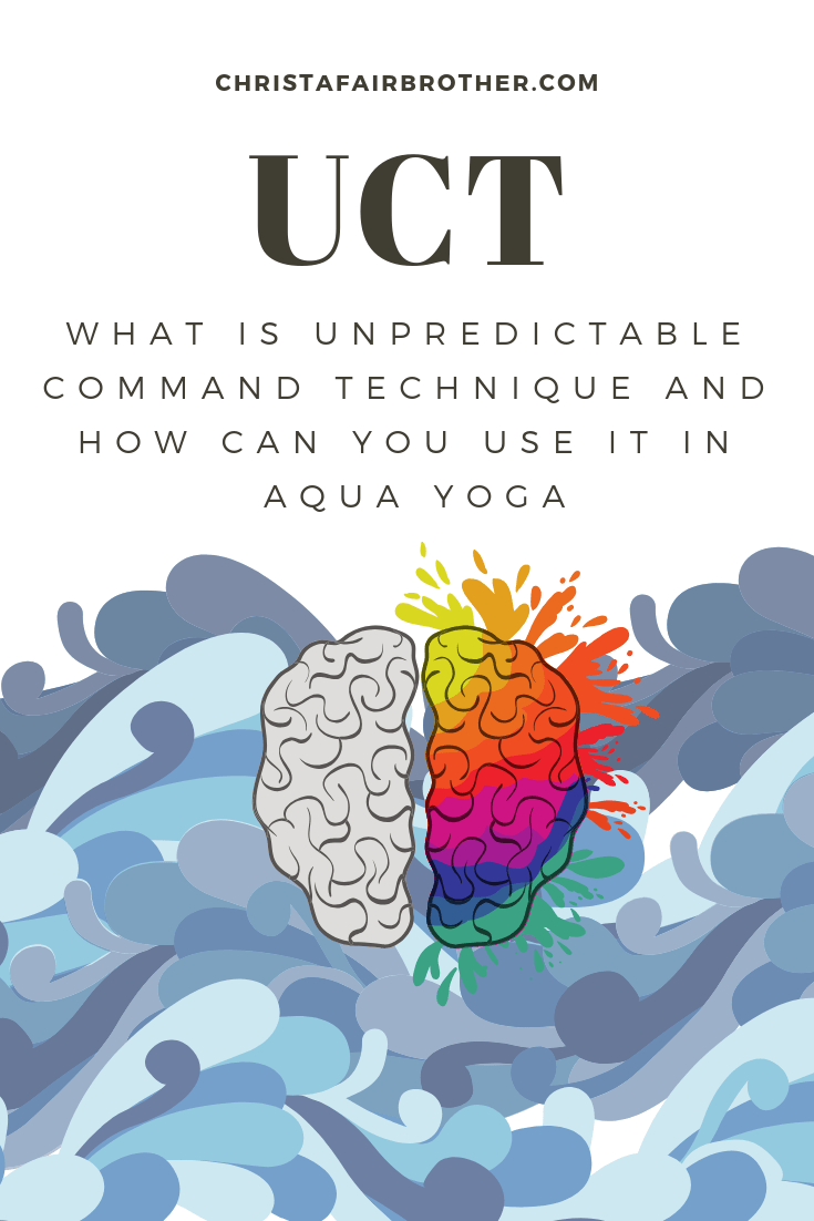brain floating in water to illustrate unpredictable command technique