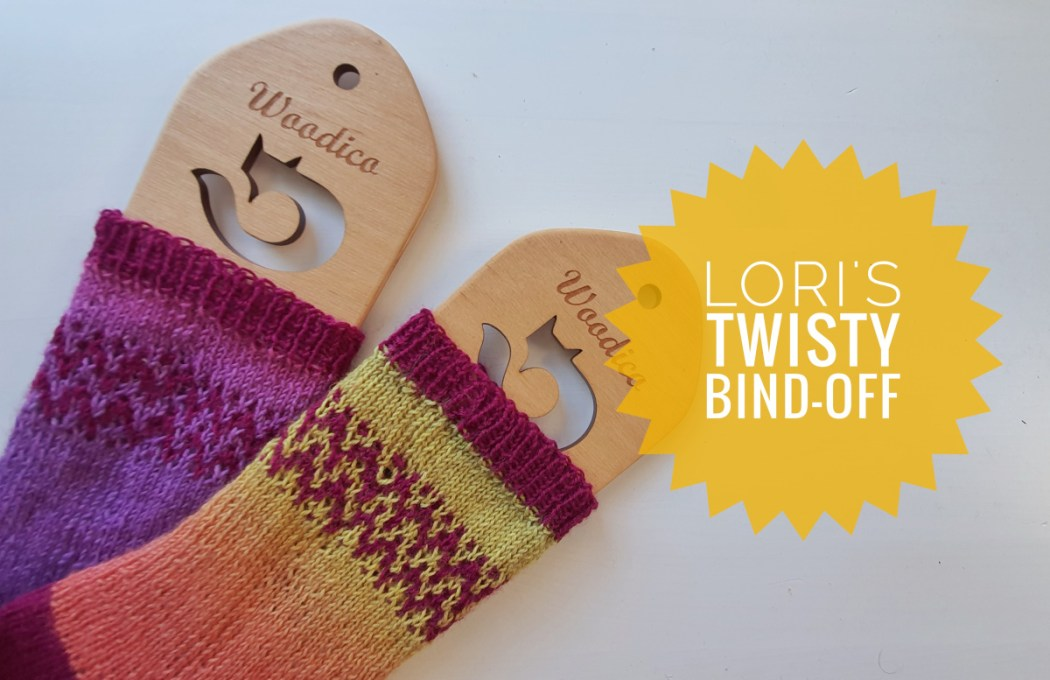 Lori's Twisty Bind-Off-en
