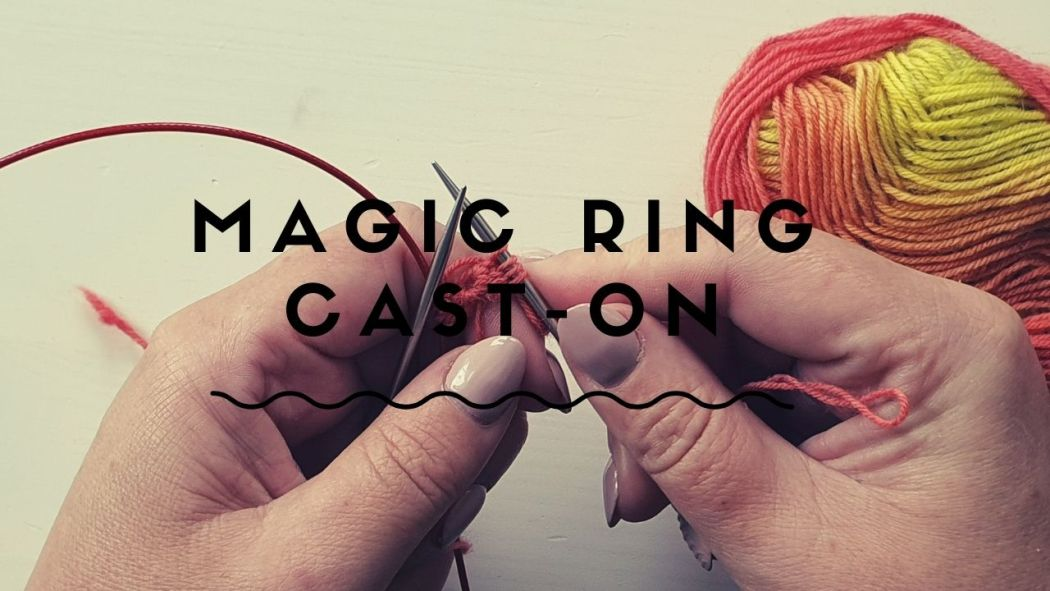 Magic Ring Cast-On