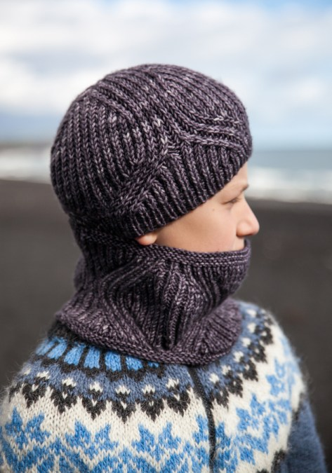 Vegvisir Hat and Cowl