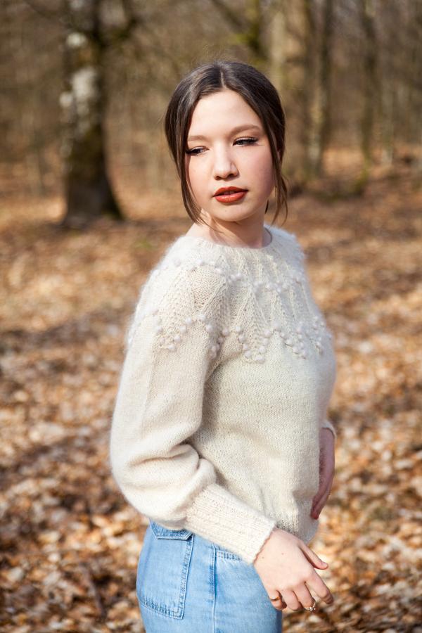 Abies Alba Sweater