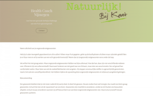 Health Coach Nijmegen door Christan Online