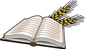 Bible and Wheat