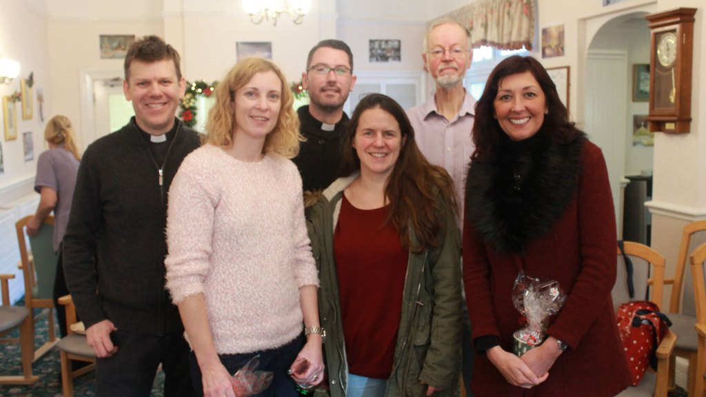 Pastoral Care at Christ Church Cardiff