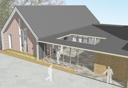 Our Proposed new Church Hall