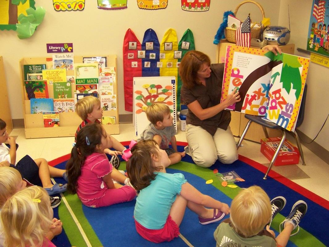 Preschool Group Gallery
