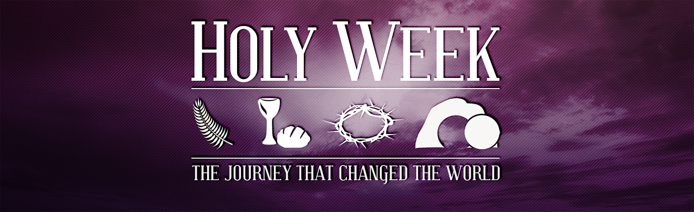 Image result for holy week web banner