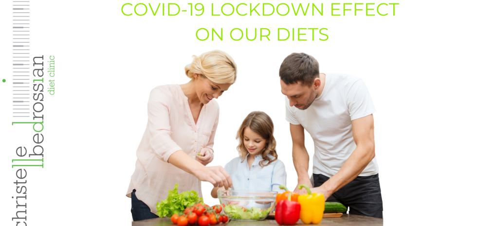 Diet changes during pandemic coronavirus Blog