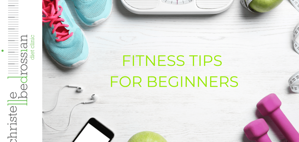 fitness tips for beginners blog