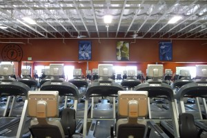 Gold's Gym_Treadmills