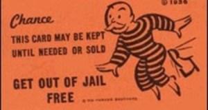 jail card