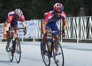 two road cyclists_jerseys