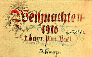 Risultati immagini per natale 1916