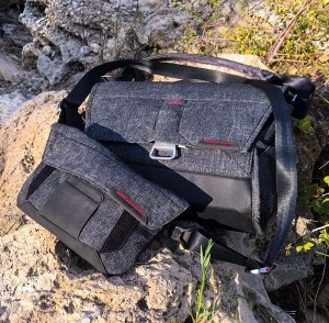 "Peak Design Everyday Messanger 13"" mit Field Pouch"