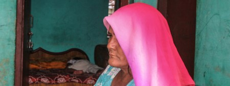 Impoverished Mother in India Finds Freedom from Dark Forces