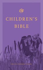 ESV Children's Bible Purple (HC)