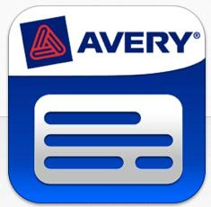 Avery Templates app
