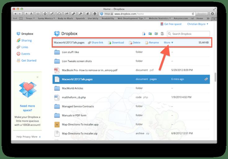 Dropbox_toolbar
