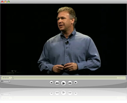 World Wide Developers Conference Keynote Phil Schiller