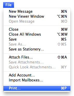 Mail_File_menu
