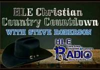 "CHRISTIANCOUNTRYCOUNTDOWN.COM WEBSITE LAUNCHED, ""CHRISTIAN COUNTRY COUNTDOWN"" TRADEMARKED/SERVICE MARKED BY HLE RADIO"