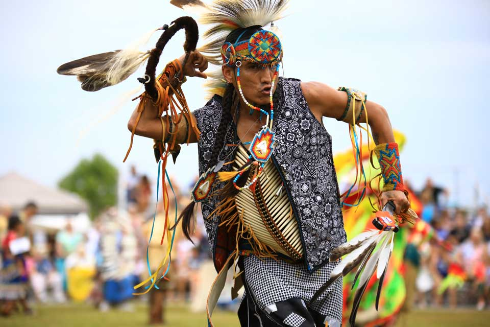 Trail of Tears Pow Wow