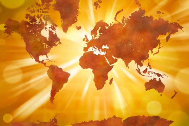 gOLD CONTINENTS dreamstime_xs_12015959