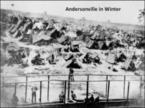 Andersonville in Winter