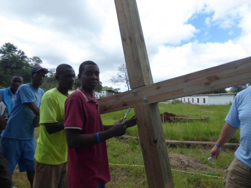 Cross. 0106 Bethel Church, Netherburn, Zimbabwe 2.8.17 027