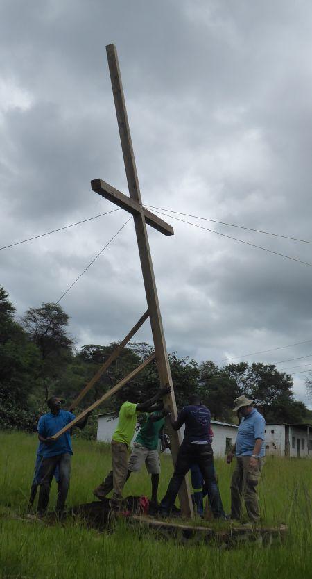 Cross. 0106 Bethel Church, Netherburn, Zimbabwe 2.8.17 042