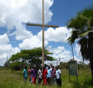 Cross planting Team Declaring God's Glory