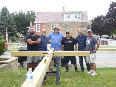 Cross woodworkers