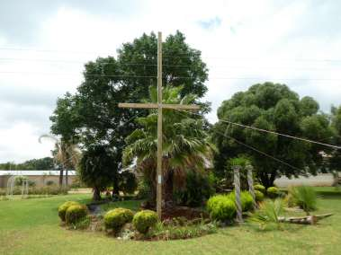 Cornerstone Camp Cross, To God be All The Glory! --- Help us plant our next Cross see below.