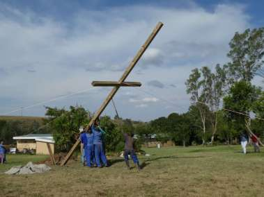 Lifting the Cross